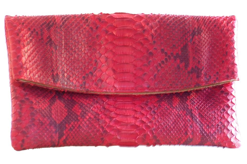 tas-kulit-denissa-red-python