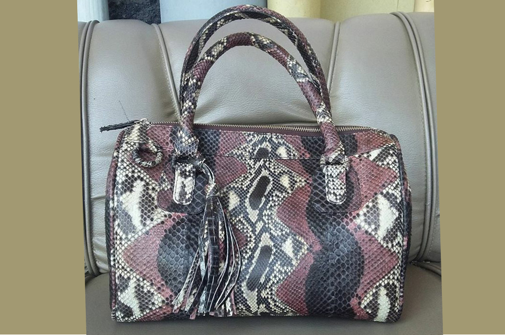 tas-kulit-python-brown-painting